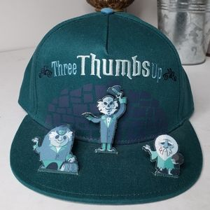 Disney Parks Three Thumbs Up Haunted Mansion Hat
